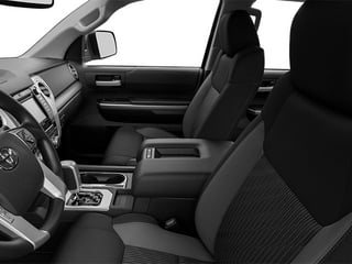 2014 Toyota Tundra 4WD Truck Pictures Tundra 4WD Truck SR5 4WD 5.7L V8 photos front seat interior