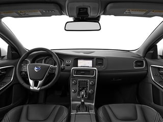 2014 Volvo S60 Pictures S60 Sedan 4D T6 AWD I6 Turbo photos full dashboard