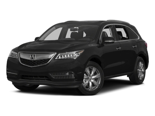 2015 Acura MDX Pictures MDX Utility 4D Advance DVD AWD V6 photos side front view