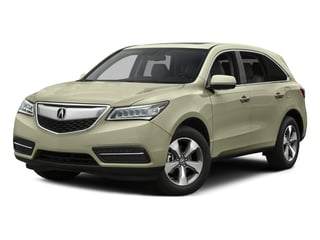 2015 Acura MDX Pictures MDX Utility 4D 2WD V6 photos side front view