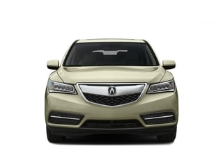 2015 Acura MDX Pictures MDX Utility 4D 2WD V6 photos front view