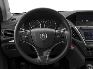 2015 Acura MDX Pictures MDX Utility 4D 2WD V6 photos driver's dashboard