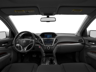 2015 Acura MDX Pictures MDX Utility 4D 2WD V6 photos full dashboard