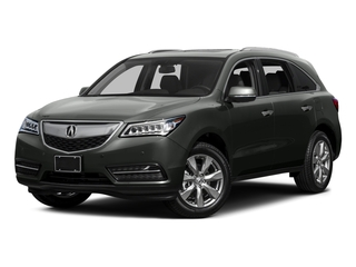 2015 Acura MDX Pictures MDX Utility 4D Advance DVD 2WD V6 photos side front view