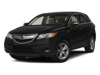 2015 Acura RDX Pictures RDX Utility 4D AWD V6 photos side front view