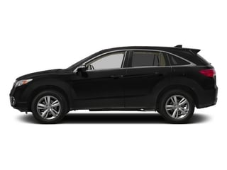 2015 Acura RDX Pictures RDX Utility 4D AWD V6 photos side view