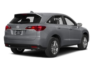2015 Acura RDX Pictures RDX Utility 4D 2WD V6 photos side rear view