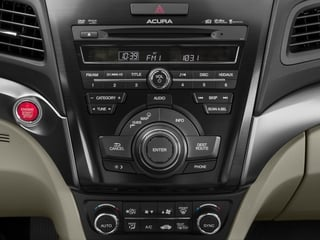 2015 Acura ILX Pictures ILX Sedan 4D Technology I4 photos stereo system