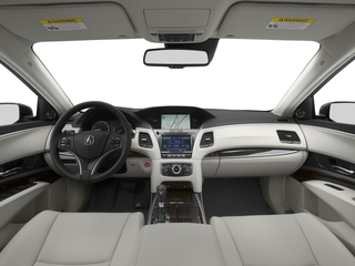 2015 Acura RLX Pictures RLX Sedan 4D Navigation V6 photos full dashboard