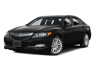 2015 Acura RLX Pictures RLX Sedan 4D Advance V6 photos side front view