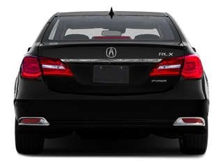 2015 Acura RLX Pictures RLX Sedan 4D Advance V6 photos rear view