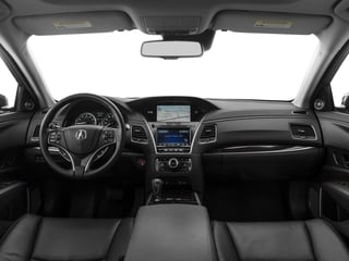 2015 Acura RLX Pictures RLX Sedan 4D Advance V6 photos full dashboard