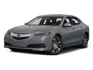 2015 Acura TLX Pictures TLX Sedan 4D I4 photos side front view