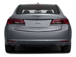 2015 Acura TLX Pictures TLX Sedan 4D I4 photos rear view