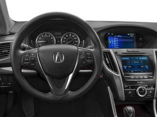 2015 Acura TLX Pictures TLX Sedan 4D I4 photos driver's dashboard