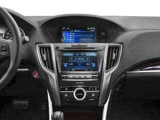 2015 Acura TLX Pictures TLX Sedan 4D I4 photos stereo system