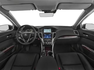 2015 Acura TLX Pictures TLX Sedan 4D Technology I4 photos full dashboard