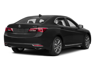 2015 Acura TLX Pictures TLX Sedan 4D Advance V6 photos side rear view