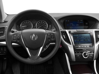 2015 Acura TLX Pictures TLX Sedan 4D Advance V6 photos driver's dashboard