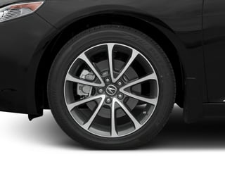 2015 Acura TLX Pictures TLX Sedan 4D Advance V6 photos wheel