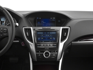 2015 Acura TLX Pictures TLX Sedan 4D V6 photos stereo system