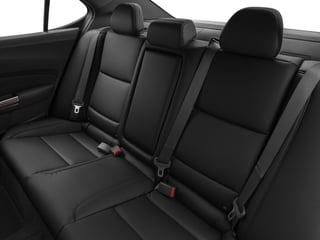 2015 Acura TLX Pictures TLX Sedan 4D V6 photos backseat interior