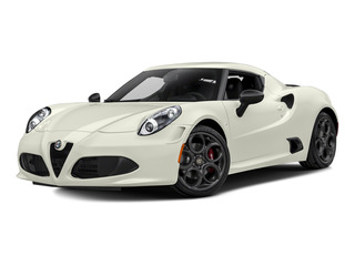 2015 Alfa Romeo 4C Pictures 4C Coupe 2D I4 Turbo photos side front view