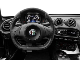 2015 Alfa Romeo 4C Pictures 4C Coupe 2D I4 Turbo photos driver's dashboard