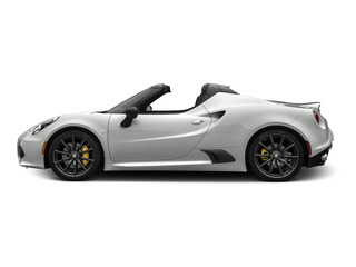 2015 Alfa Romeo 4C Pictures 4C Convertible 2D Spyder I4 Turbo photos side view