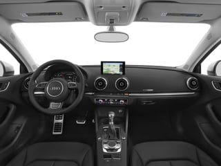 2015 Audi A3 Pictures A3 Sed 4D TDI Premium Plus 2WD I4 Turbo photos full dashboard