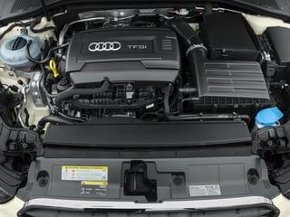 2015 Audi A3 Pictures A3 Conv 2D 1.8T Premium 2WD I4 Turbo photos engine