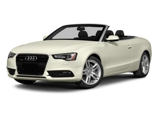 2015 Audi A5 Pictures A5 Convertible 2D Premium Plus AWD photos side front view