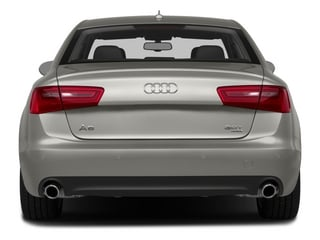 2015 Audi A6 Pictures A6 Sedan 4D TDI Prestige AWD photos rear view