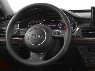 2015 Audi A6 Pictures A6 Sedan 4D 3.0T Prestige AWD photos driver's dashboard