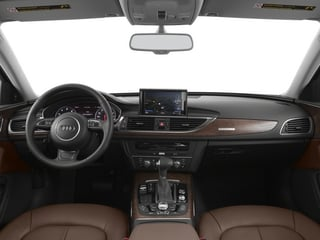 2015 Audi A6 Pictures A6 Sedan 4D 3.0T Prestige AWD photos full dashboard