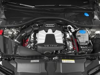 2015 Audi A6 Pictures A6 Sedan 4D 3.0T Prestige AWD photos engine