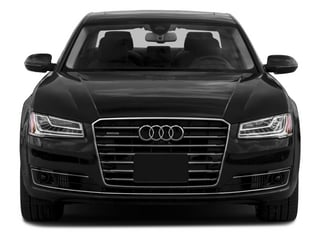 2015 Audi A8 Pictures A8 Sedan 4D 3.0T AWD V6 Turbo photos front view