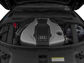 2015 Audi A8 Pictures A8 Sedan 4D 3.0T AWD V6 Turbo photos engine