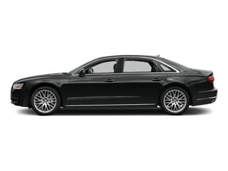 2015 Audi A8 L Pictures A8 L Sedan 4D 4.0T L AWD V8 Turbo photos side view