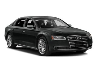 2015 Audi A8 L Pictures A8 L Sedan 4D 4.0T L AWD V8 Turbo photos side front view