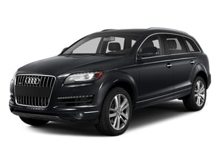 2015 Audi Q7 Pictures Q7 Utility 4D 3.0 Premium AWD photos side front view