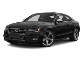 2015 Audi S5 Pictures S5 Coupe 2D S5 Prestige AWD photos side front view