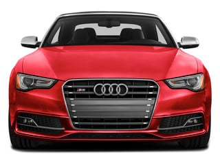 2015 Audi S5 Pictures S5 Convertible 2D S5 Premium Plus AWD photos front view