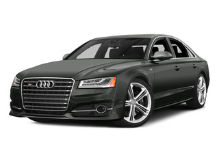 2015 Audi S8 Pictures S8 Sedan 4D S8 AWD V8 Turbo photos side front view