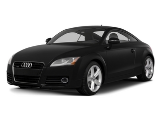 2015 Audi TT Pictures TT Coupe 2D AWD photos side front view