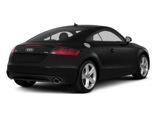 2015 Audi TT Pictures TT Coupe 2D AWD photos side rear view