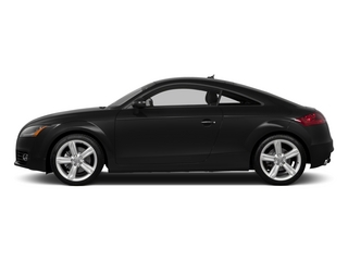 2015 Audi TT Pictures TT Coupe 2D AWD photos side view
