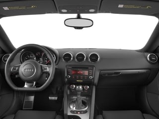 2015 Audi TT Pictures TT Coupe 2D AWD photos full dashboard