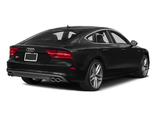 2015 Audi S7 Pictures S7 Sedan 4D S7 Prestige AWD photos side rear view