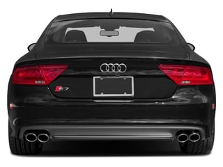 2015 Audi S7 Pictures S7 Sedan 4D S7 Prestige AWD photos rear view